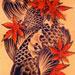 和彫り刺青